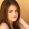 Lucy Hale Pr Session / bohm photography