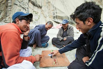 pastime/Trango Basecamp/Pakistan