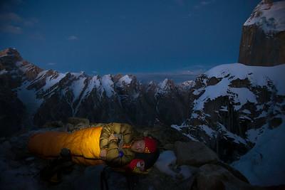 Hannes Leitner/Sun Terrace/Trango Toer/Pakistan