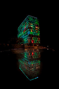 House Of Lights Green