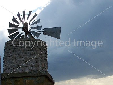 WINDMILL IN THE CLOUD