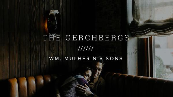 MELANIE + ERIC ////// WM. MULHERIN'S SONS