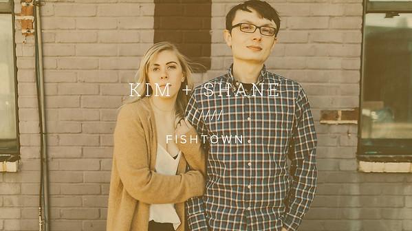 KIM + SHANE ////// FISHTOWN