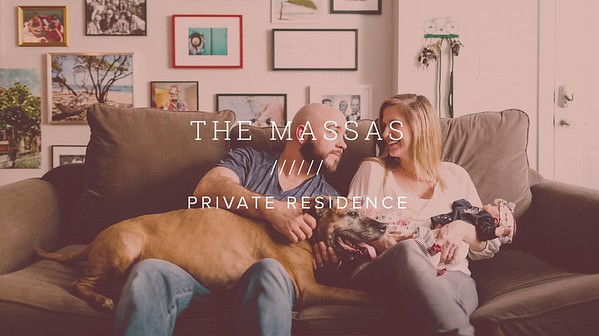 THE MASSAS ////// PRIVATE RESIDENCE