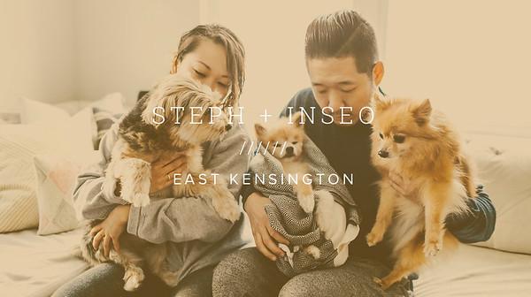 STEPH + INSEO ////// EAST KENSINGTON