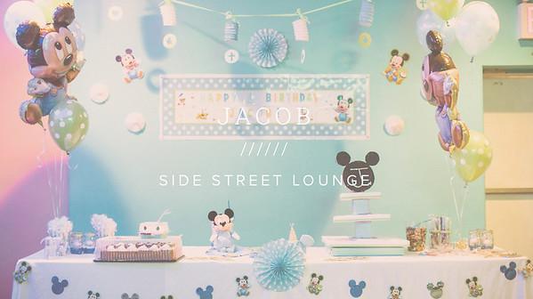 JACOB ////// SIDE STREET LOUNGE