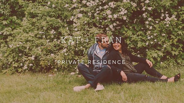 KAT + FRAN ////// PRIVATE RESIDENCE