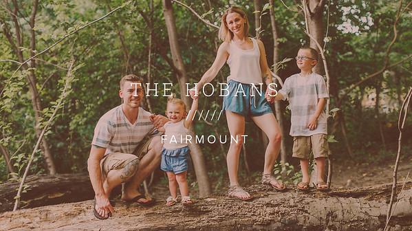 THE HOBANS ////// FAIRMOUNT