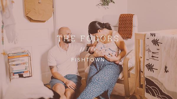 THE FODORS ////// FISHTOWN
