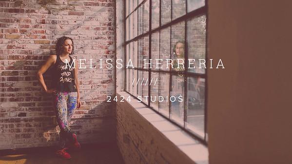 MELISSA HERRERIA ////// 2424 STUDIOS