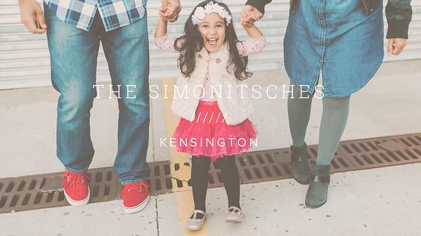 THE SIMONITSCHES ////// KENSINGTON