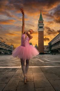 Pink Ballerina