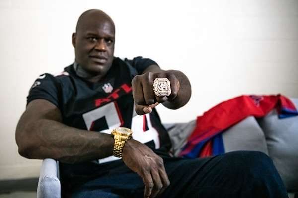 SHAQUILLE O'NEAL - SUPER BOWL LV