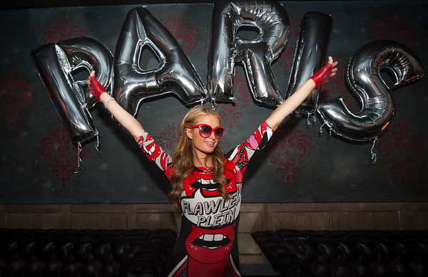 The Birthday Girl, Paris Hilton