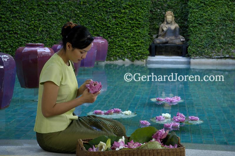Chiva-Som, Hua Hin, Thailand