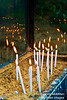 Prayer Candle ghosts, Ephesus (Efes), Turkey.