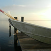 rowboat @ White Sands