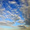 SUNSRT SKY AT POINT AUX BARQUE MI
