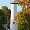FALL TIME AT POINT AUX BARQUE MI