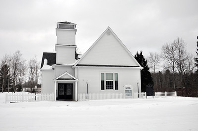 100 YEAR OLD BIBLE CHURCH