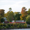 POINT AUX BARQUE IN THE FALL