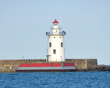HARBOR BEACH LIGHT