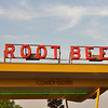 ROOT BEER AT THE DOG N SUDS DRIVE IN (WHITEHALL)