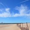 GRAND HAVEN LIGHTHOUSE AND BEACH