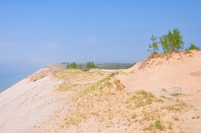 ANOTHER VIEW OF SLEEPING BEAR DUNES
