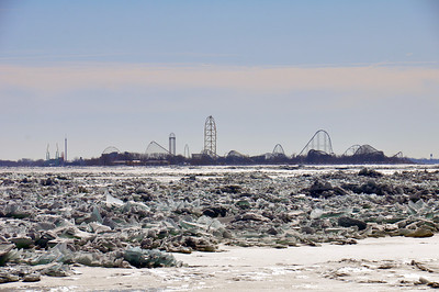 CEDER POINT FROM MARBLEHEAD