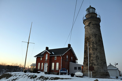 FAIRPORT HARBOR LIGHTHOUSE AND MUSEUM