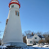 MARBLEHEAD LIGHTHOUSE VIEW FROM THE LAKE