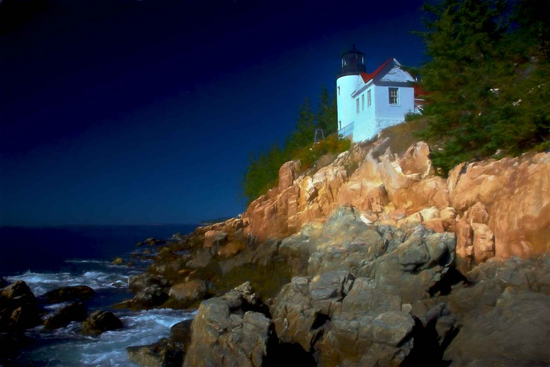 Bass Harbor Light, Maine #6