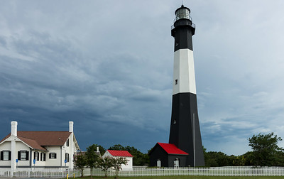 TIBE ISLAND LIGHTHOUSE GEORGIA