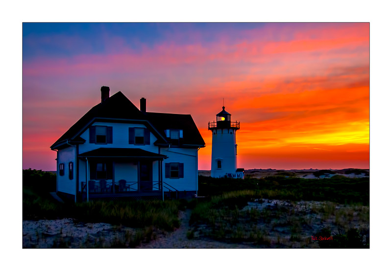 Race Point Light, Provincetown, Mass