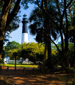 HUNTING-ISLAND LIGHTHOUSE