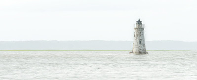 LONELY LITTLE LIGHTHOUSE