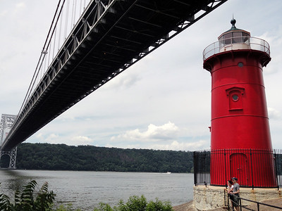 Little Red Lighthouse-NYC-1