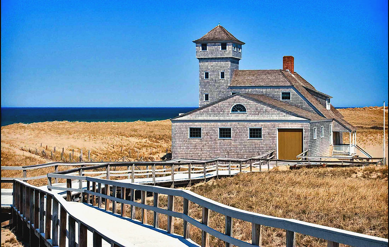 Race Point Coast Guard Station, Provincetown, Mass