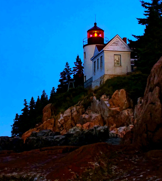Bass Harbor Head light, Maine #5