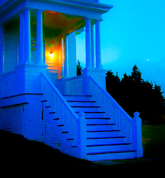 Porch light #2