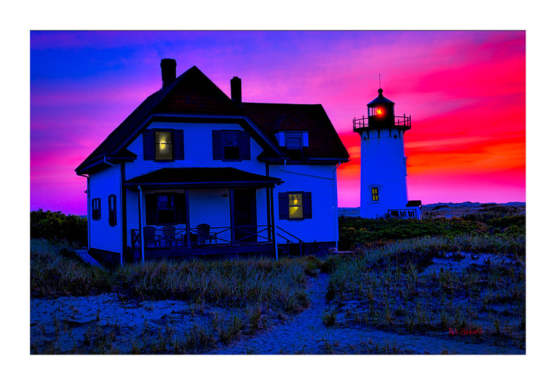 Race Point Light, Provincetown, Mass #4