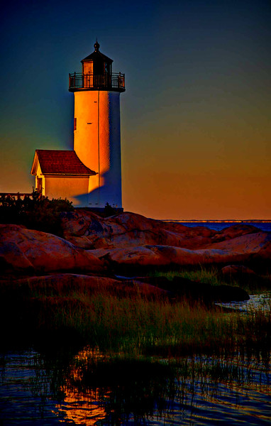 Annisquam Light,Mass
