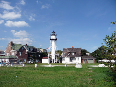 Seagate-Coney Island Lighthouse Before Hurricane Sandy-4