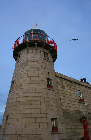 Howth Harbour Lighthouse, Ireland