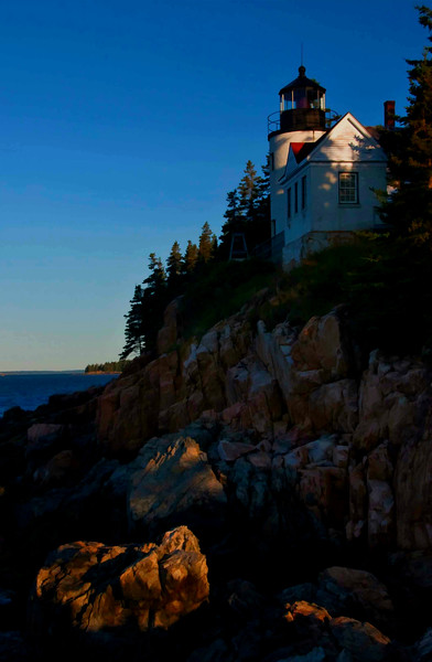 Bass Harbor Head light, Maine #4