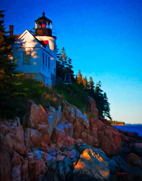 Bass Harbor Head light, Maine #3