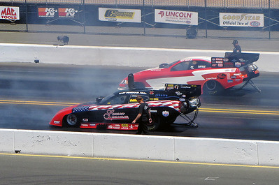 NHRA Drag Racing, Sonoma, CA Gallery Two
