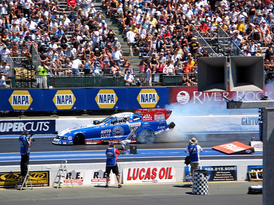 NHRA Drag Racing, Sonoma CA Gallery One