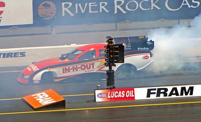 NHRA Drag Racing, Sonoma CA Gallery One